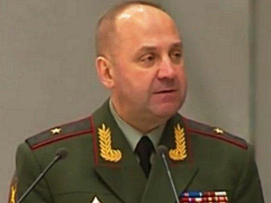 Šéf vojenské rozvědky GRU Igor Sergun.