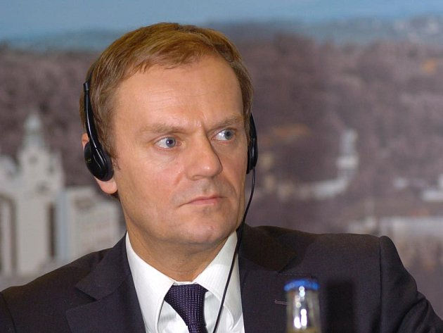 Donald Tusk, polský premiér