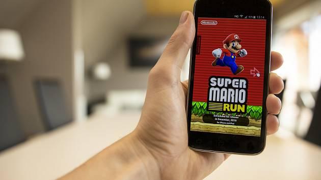 Super Mario, ilustrační foto