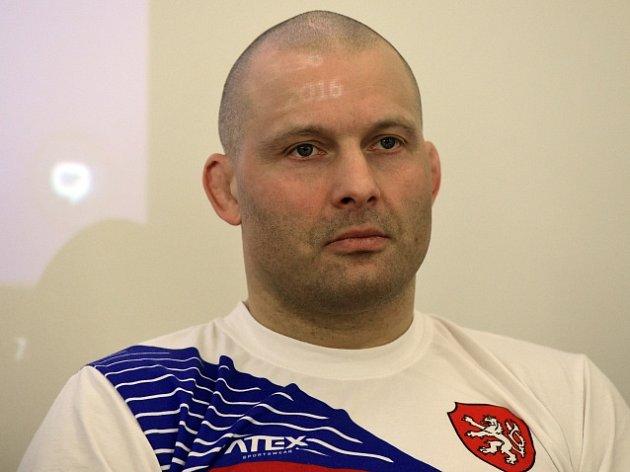 Ladislav Šnelly, nový kouč zápasníků