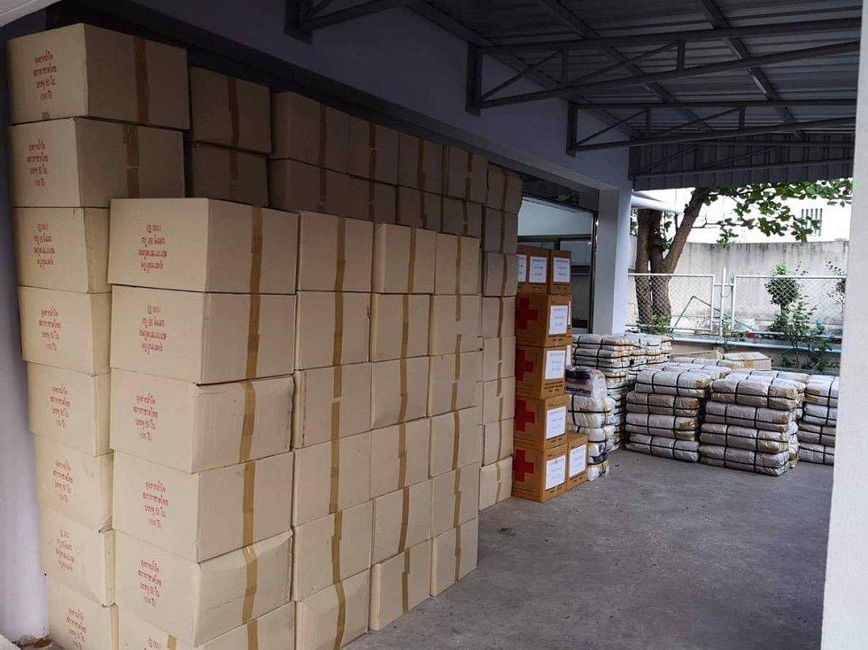 Thajsko se připravuje na tropickou bouři Pabuk