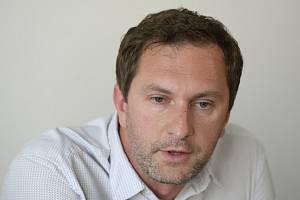 Ředitel Transparency International ČR David Ondráčka