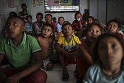 Venezuelští přistěhovalci v Brazílii. Ilustrační snímek