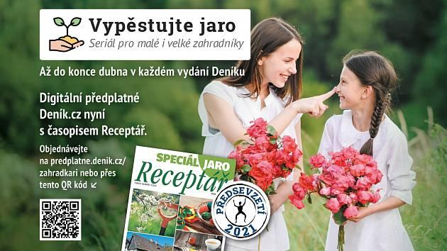 Seriál Deníku pro všechny zahradníky a zahradnice