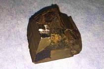 Úlomek meteoritu Mundrabilla