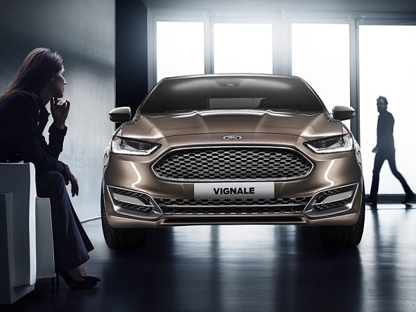 Koncept Ford Mondeo Vignale.