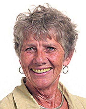 Margrete Aukenová je Dánka a kazatelka reformované církve.