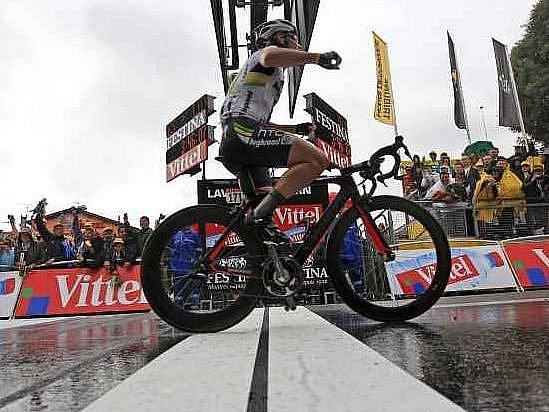 Mark Cavendish vyhrál na letošní Tour de France už třetí vítězství.