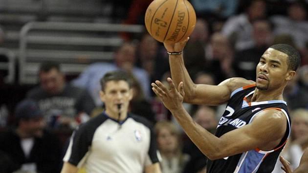 Basketbalista Clevelandu Ramon Sessions.