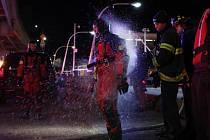 Na Manhattanu se zřítila do vody helikoptéra
