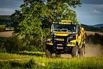 Nový kamion Martina Macíka pro Dakar 2020