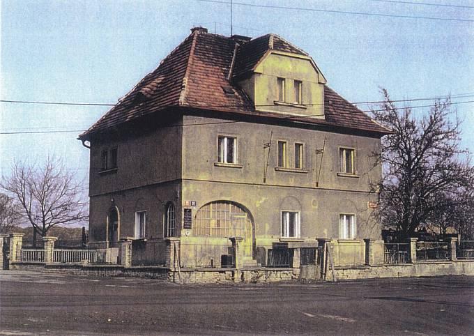 Budova Jinonického akcízu