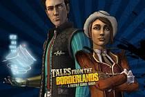 Počítačová hra Tales from the Borderlands.