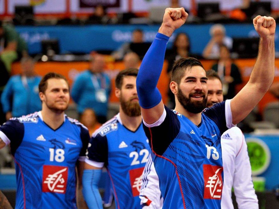 Pamatujete? Francouzští házenkáři začali mistrovství světa vítězstvím nad Českem. Jak turnaj o víkendu zakončí?