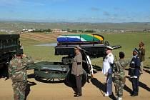 Pohřeb Nelsona Mandely