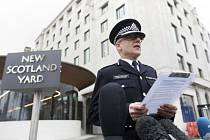 MARK ROWLEY, šéf Londýnské policie