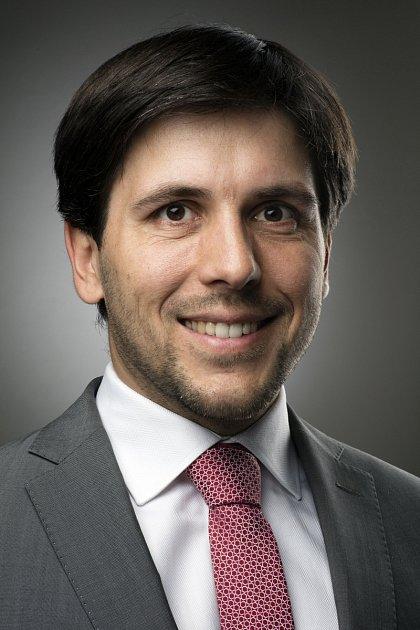 Ekonom Petr Janský