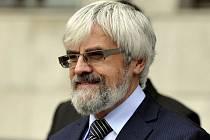 Předseda Nejvyššího soudu Pavel Šámal.
