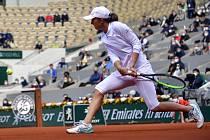 Iga Swiateková ve finále Roland Garros.