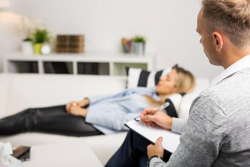 Hypnoterapie - Ilustrační foto