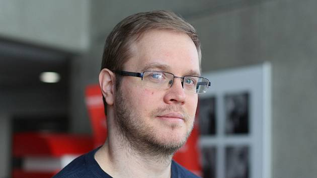 Filmový kritik a publicista Kamil Fila
