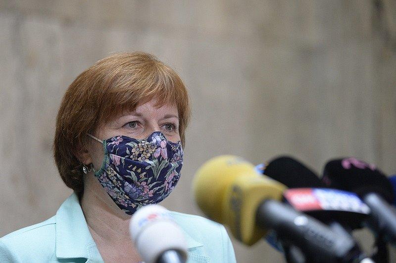 Jarmila Rážová se nakazila koronavirem