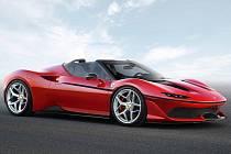 Ferrari J50.