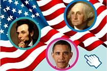 Poznejte všech 44 amerických prezidentů!