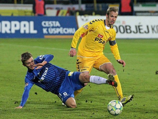 Fotbalisté Jihlavy remizovali s Libercem 0:0.
