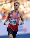 Čeští atleti v akci, pátek 10. 8. 2018