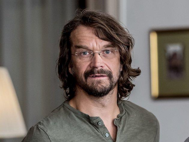 Hudebník Dan Bárta.