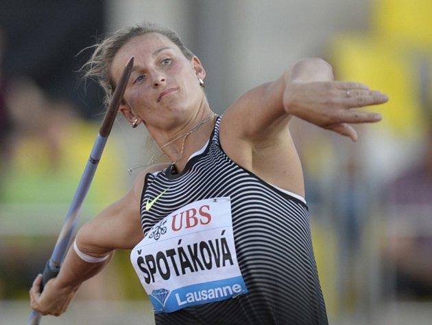 Barbora Špotáková.