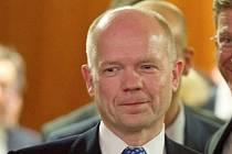 Britský ministr zahraničí William Hague.