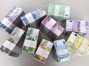 Ilustrační foto - peníze.