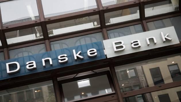 Danske Bank čelí obrovskému skandálu v souvislosti s praním špinavých peněz.