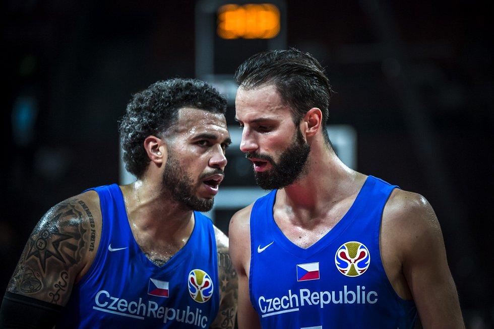 MS v basketbale, ČR - Brazílie