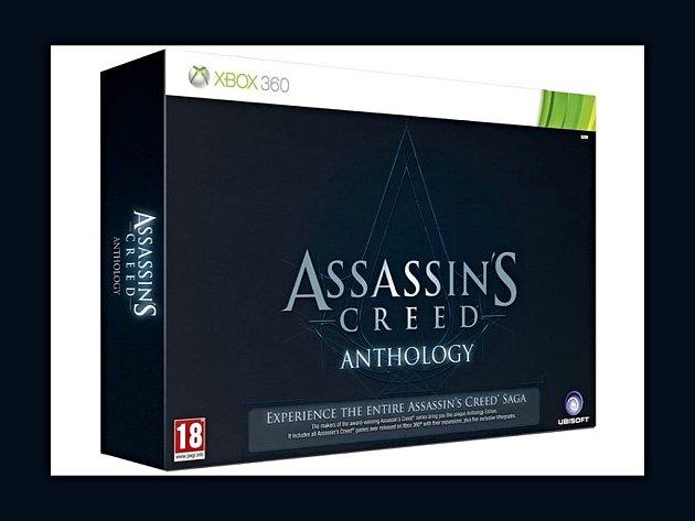 Anthology edice série Assassin's Creed.