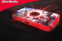 Nahrávací karta AVerMedia Live Gamer Portable.