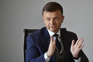 Spolumajitel finanční skupiny Penta Investments Jaroslav Haščák