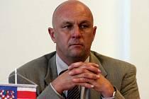 Ministr zdravotnictví Tomáš Julínek