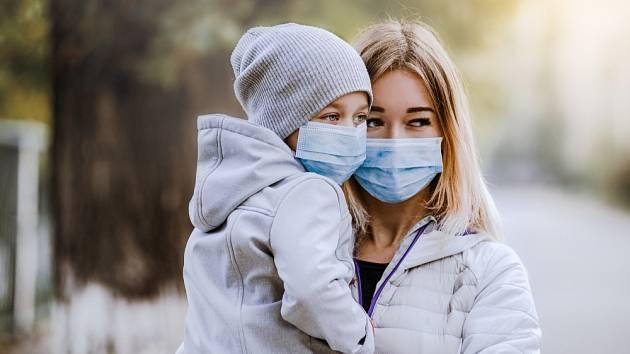 Koronavirus - Ilustrační foto