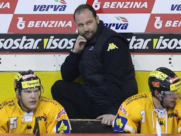Šesté finále: Litvínov - Třinec a zamyšlený Jiří Šlégr