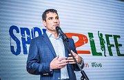 Michael Saran představil projekt Sport2Life