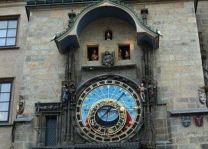 Spuštění orloje