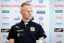 Petri Kettunen povede českou florbalovou reprezentaci i na odloženém MS 2021 v Helsinkách.