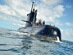 Ponorka ARA San Juan argentinského námořnictva