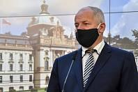 Ministr zdravotnictví Roman Prymula.