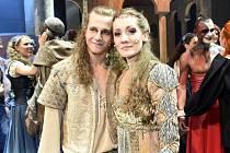 Romeo – Štěpán Klouček a Julie – Andrea Gabrišová