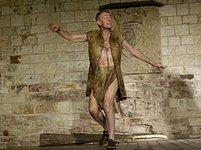 Letní shakespearovské slavnosti - Jan Třiska ve hře Bouře