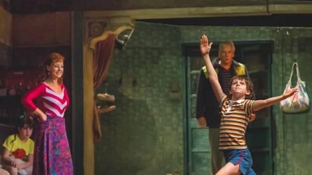 Pražská Lucerna uvede 26. května (jako jediné kino v České republice) záznam představení vynikajícího britského muzikálu Billy Elliot – The musical.